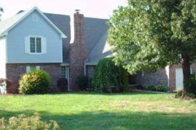 Jasper County Single Family Home For Sale: 502 Eagle Circle