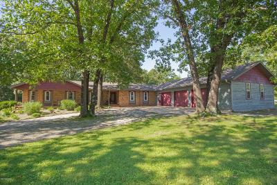 Jasper County Single Family Home For Sale: 1482 W 52nd Street
