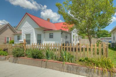 Jasper County Single Family Home For Sale: 2115 Byers Avenue