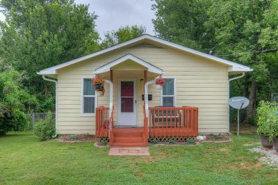 Barry County, Barton County, Dade County, Greene County, Jasper County, Lawrence County, McDonald County, Newton County, Stone County Single Family Home For Sale: 3123 E 10th Street