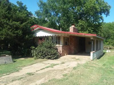 McDonald County Single Family Home For Sale: 312 Jefferson