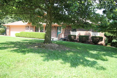 Barry County, Barton County, Dade County, Greene County, Jasper County, Lawrence County, McDonald County, Newton County, Stone County Single Family Home For Sale: 2208 Sunset Circle