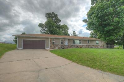 Joplin MO Single Family Home For Sale: $105,500