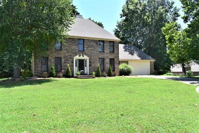 Monett MO Single Family Home For Sale: $275,000