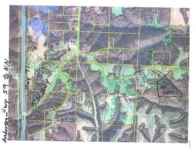 Barry County, Barton County, Dade County, Greene County, Jasper County, Lawrence County, McDonald County, Newton County, Stone County Residential Lots & Land For Sale: 90 Palm Lane