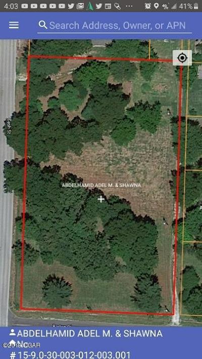 Barry County, Barton County, Dade County, Greene County, Jasper County, Lawrence County, McDonald County, Newton County, Stone County Residential Lots & Land For Sale: Xxxx Cash And Barton