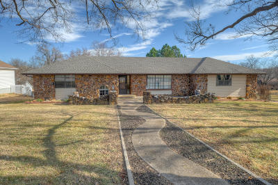 Jasper County Single Family Home For Sale: 503 Colonial Drive