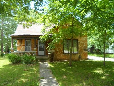 Jasper County Single Family Home For Sale: 1415 Forest Street