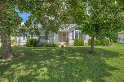 Jasper County Single Family Home Active With Contingencies: 801 Yuma Street
