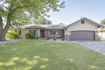 Jasper County Single Family Home Active With Contingencies: 25318 Tabor Main Road