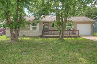 Jasper County Single Family Home Active With Contingencies: 704 Lockhart Street