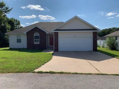 Jasper County Single Family Home For Sale: 201 Brooke Street
