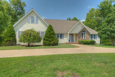 Newton County Single Family Home For Sale: 10208 Timberline Circle
