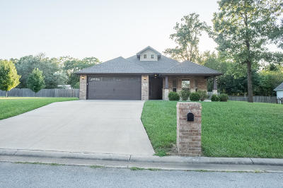 Jasper County Single Family Home For Sale: 421 Ruby Road