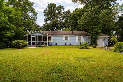 Jasper County Single Family Home For Sale: 2434 Nashville Street