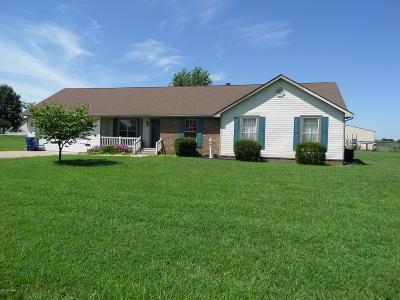 Jasper County Single Family Home For Sale: 8721 County Lane 292