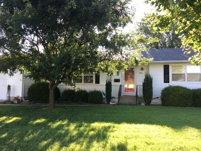Jasper County Single Family Home For Sale: 2811 Grand Avenue
