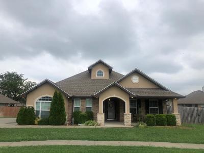Jasper County Single Family Home For Sale: 1624 Estella Way