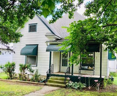 Jasper County Single Family Home For Sale: 1715 S Jackson Avenue