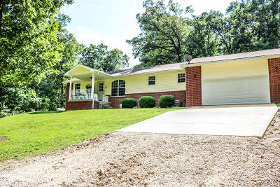 Newton County Single Family Home Active With Contingencies: 6462 Hunter Lane