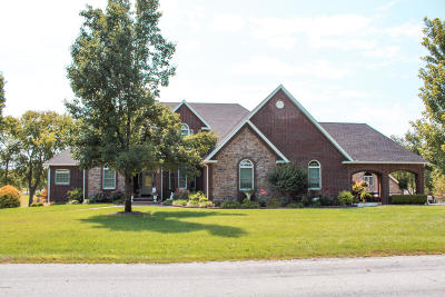 Jasper County Single Family Home For Sale: 5305 County Road 175