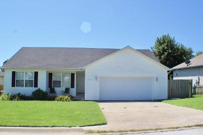 Newton County Single Family Home Active With Contingencies: 1911 Malcolm Mosby Drive