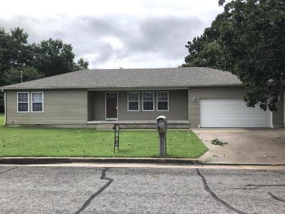 Jasper County Single Family Home For Sale: 1602 South Street