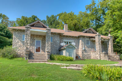Newton County Single Family Home For Sale: 4607 Old Highway 71