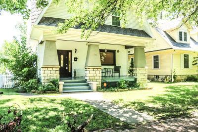 Jasper County Single Family Home For Sale: 223 N Jackson Avenue