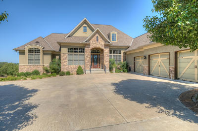Single Family Home For Sale: 5348 Fox Fire Drive