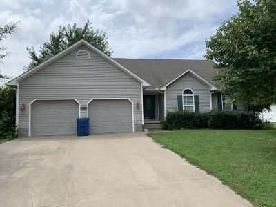 Jasper County Single Family Home For Sale: 2525 Jonathan Street