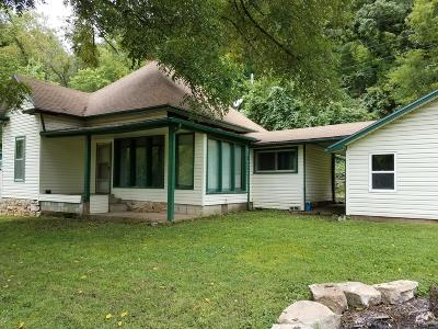 Newton County Single Family Home For Sale: 8756 River Road