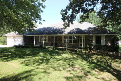 Newton County Single Family Home For Sale: 2201 William H Drive