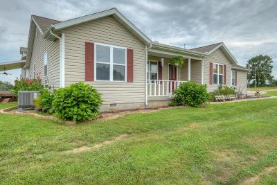 Newton County Farm & Ranch For Sale: 24665 Oak Road