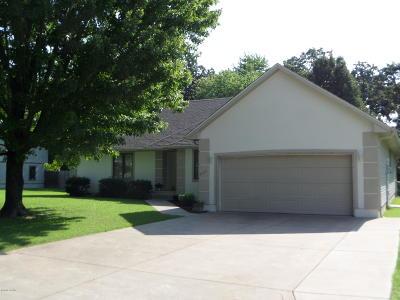 Jasper County Single Family Home For Sale: 2721 N Beale