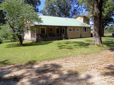 Newton County Single Family Home For Sale: 8613 Oxbow Lane