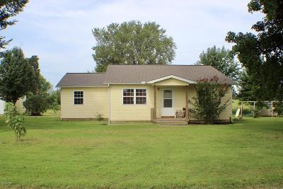 Newton County Single Family Home For Sale: 13532 Jay Drive