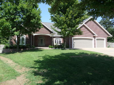 Newton County Single Family Home For Sale: 2431 Stinnet Drive