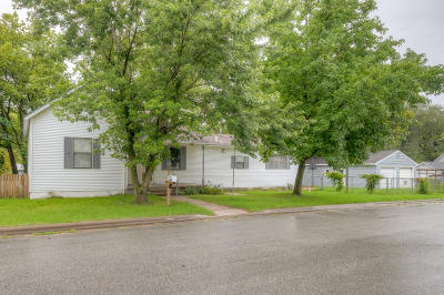 Jasper County Single Family Home For Sale: 601 N Ball Street