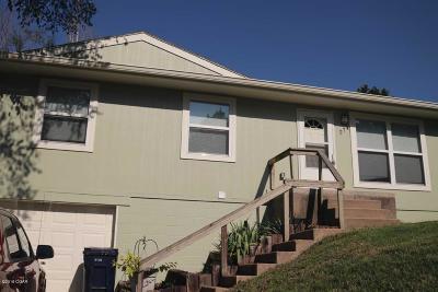 Neosho Single Family Home For Sale: 274 Hillcrest Dr