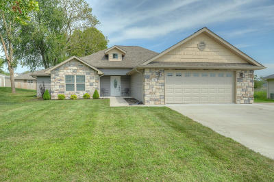 Jasper County Single Family Home For Sale: 503 Rustic Ridge
