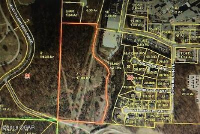 Newton County Residential Lots & Land For Sale: Xxx McIntosh