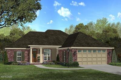 Jasper County Single Family Home For Sale: 2544 S Schifferdecker