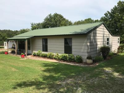 Jasper County Single Family Home For Sale: 3670 Co Rd 122