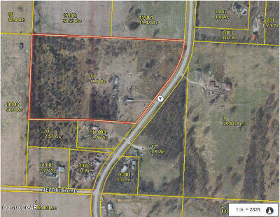 Newton County Residential Lots & Land For Sale: 19786 S Highway Y