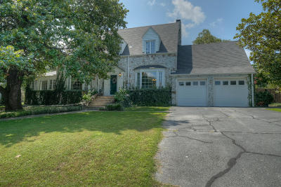 Jasper County Single Family Home Active With Contingencies: 1220 Crest Drive