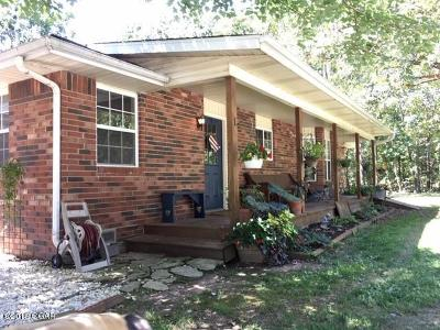 Jasper County Single Family Home For Sale: 14504 County Road 235
