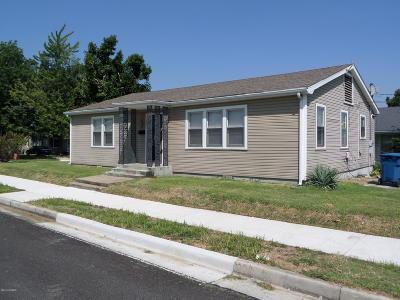 Jasper County Single Family Home For Sale: 331 W 31st