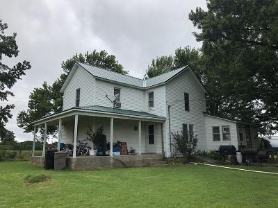 Jasper County Single Family Home For Sale: 13189 Cimarron Road