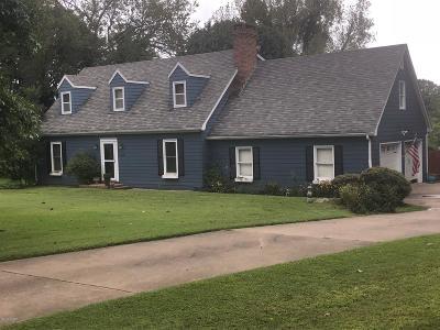 Jasper County Single Family Home For Sale: 1225 Bramar